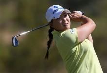 Las novatas asaltan el JTBC Founders Cup del LPGA. Belén y Azahara superan el corte