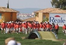 Campaña de captación de voluntarios para el Open de España 2014 en PGA Catalunya Resort