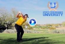Este es el swing a cámara lenta de la nueva estrella del PGA Tour: Patrick Reed (VÍDEO)