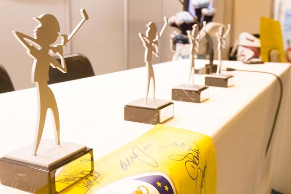 Premios Lady Golf