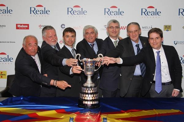 Presentación Open España 2014 (grupo)