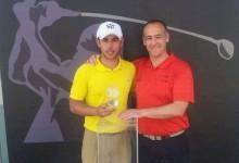 El madrileño Sebastián García se adjudica la segunda prueba del D&B Pro Tour