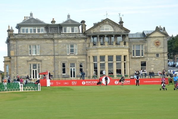 St. Andrews Foto OpenGolf