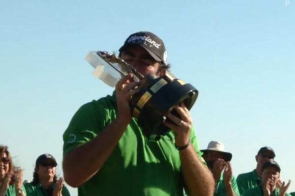 Steven Bowditch campeón Valero Texas Open