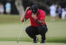 La compañia de Tiger Woods, EWT Corporation, condenada a pagar 668.000 dólares