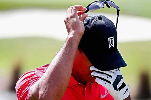 Tiger Woods se retiró del Honda Classic por lesión (versión oficial. Foto: PGA Tour