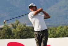 Alfredo García-Heredia toma la delantera en el Campeonato de España de profesionales