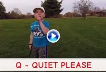 Caleb C, el joven rapero de seis años nos da lecciones de etiqueta en su nuevo VÍDEO Clip