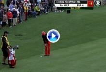 Schwartzel y Nicholas Thompson compartieron el golpe del día en el PGA Tour (VÍDEO)