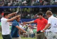 Seung-Yul Noh se convierte en el quinto coreano en ganar en el PGA Tour (CRÓNICA y VÍDEO Resumen de la Jornada)