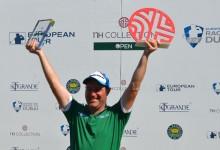 Marco Crespi, un rookie de 35 años, se anota la victoria en La Reserva de Sotogrande (AVANCE)