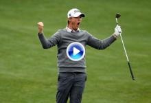 Golpe del Año PGA Tour (Nº3): Matt Jones le birló el Houston Open a Kuchar con este gran chip (VÍDEO)