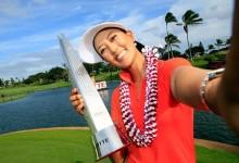 Casi cuatro años después, Michelle Wie logra una nueva victoria en el Circuito LPGA