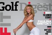 La nueva portada de Golf Digest levantó la polémica entre las jugadoras del Tour