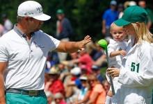 Ryan Moore gana los pares 3 en Augusta y dice ¿adiós? al Masters