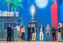 Numerosos rostros populares en la presentación de la 6ª Salme's Cup
