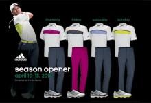 Sergio García vestirá de blanco, como el equipo de sus amores, durante la semana del Masters