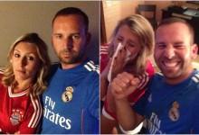 Sonrisas y lágrimas en casa de Sergio García, el fútbol tuvo la culpa