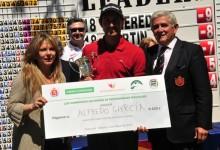 El asturiano Alfredo García-Heredia se proclama campeón de España en Talayuela