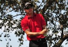 Cuatro españoles en el Top 5 de un caótico Madeira Open. El evento reducido a 36 hoyos