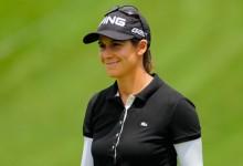Cuatro españolas superan el corte en el US Open con Azahara como abanderada