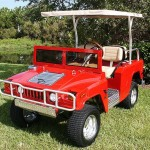 Custom Golf Carts 06