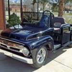 Ford Pickup Cart