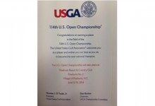Ninguno de los nueve españoles en la previa de Walton Heath obtuvo pasaporte al US Open