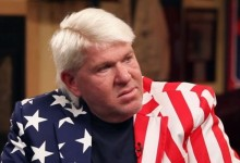John Daly afirma que Clinton es el peor presidente de Estados Unidos con un palo de golf en las manos