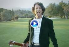 «Como hacía Seve», el homenaje al golf español de Juan Luis Giménez (Presuntos) ya tiene VÍDEO Clip Oficial
