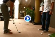 Mark Crossfield te enseña como practicar en la oficina o en casa (VÍDEO)