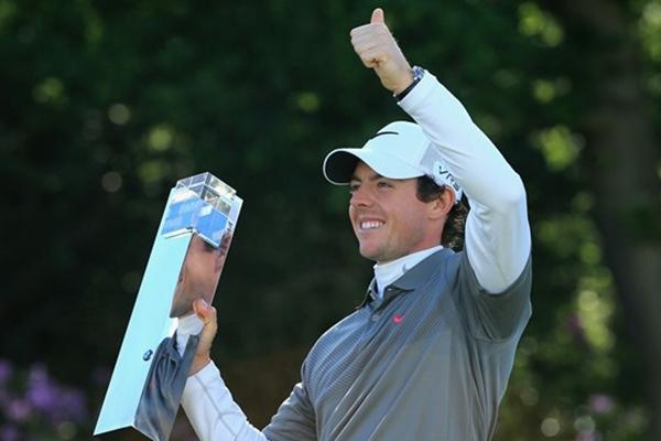 Rory McIlroy Campeon BMW PGA Championship Foto European Tour