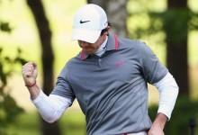 McIlroy regresa a la senda del triunfo año y medio después en la catedral del golf europeo