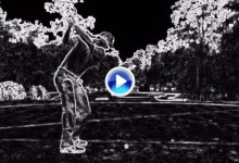 Deleítese con Rory McIlroy a cámara super lenta y con la imagen en negativo (VÍDEO)