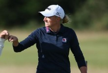 Pinchazo de Azahara Muñoz en el North Texas LPGA Shootout. Lideran Stacy Lewis y Meena Lee