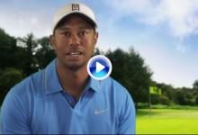 Tiger Woods te invita, en español, a la America's Golf Cup (VÍDEO)
