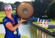 Tras varios podios, la francesa Valentine Derrey conquista su primer título europeo en Turquía