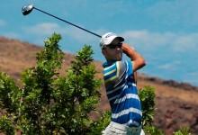 Domingo, Velasco y Oriol, a por la victoria en el Fred. Olsen Challenge de Tecina Golf