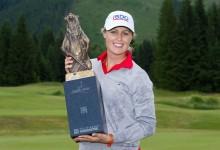 Patricia Sanz se queda a las puertas del Top 10 en Eslovaquia. La sueca Lennarth estrena palmarés