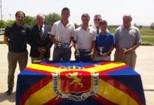 El rey del Pitch & Putt se llama Leonardo Axel Lilja. Campeón de España por tercer año consecutivo