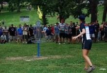 El Disc Golf, otra forma de hacer deporte en un campo de Golf (REGLAS y VÍDEO)