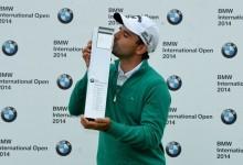 Estos son los números de Fabrizio Zanotti por su victoria en el  BMW International Open