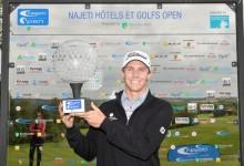 Extraordinaria victoria de Jordi García-Pinto en el Najeti Hotels et Golfs Open francés. Carlos Aguilar, segundo