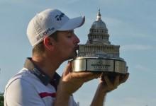 Justin Rose sumó su sexto título en el PGA Tour tras vencer a Stefani en el desempate