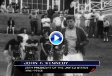 Conozca el Top 10 de los Presidentes de los EE.UU. que juegan o jugaron al golf (VÍDEO)