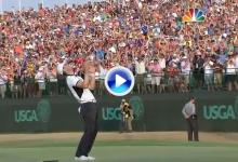 Ronda final del US Open, dos minutos y medio que resumen la victoria de Kaymer (VÍDEO)
