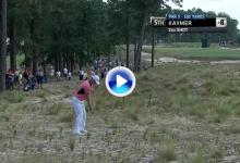 Vea los momentos más destacados de la tercera jornada del US Open (VÍDEO)