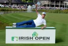 G-Mac no pudo con la firmeza de Ilonen. Los españoles pasaron de puntillas por Irlanda
