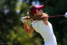 Noemí Jiménez se queda a las puertas de las semifinales del British Ladies Amateur