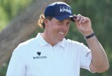 Mickelson es el golfista mejor pagado del mundo, por delante de Tiger, según la revista «Fortune»